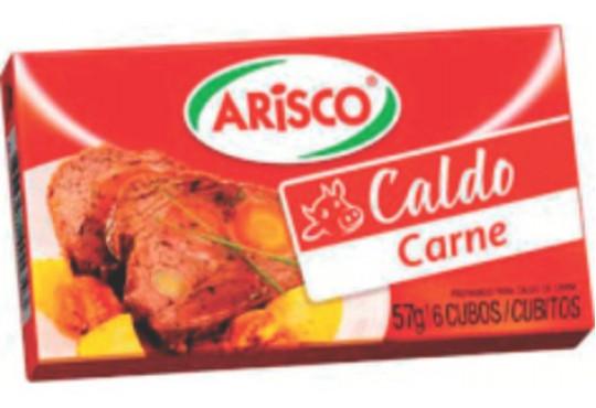 CALDO ARISCO CARNE 57GR