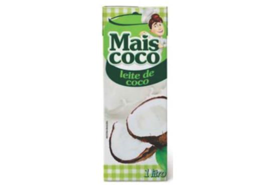 LEITE COCO MAIS COCO 1LT