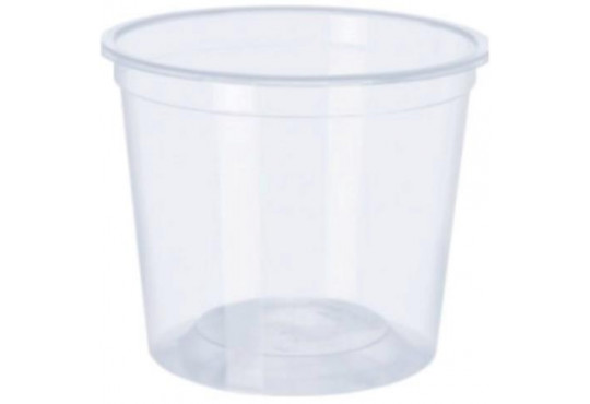 POTE PLAST COPOBRAS 400ML C/ 50