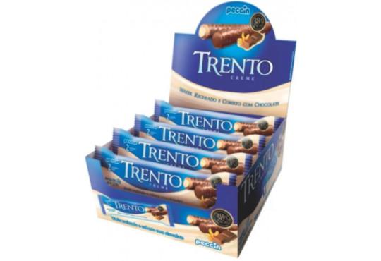 CHOC. PECCIN TRENTO C/ RECH CREME 32GR