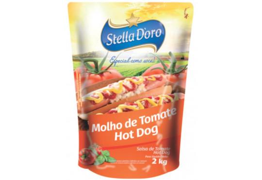 MOLHO STELLADORO HOT DOG 2KG