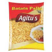 BATATA PALHA AGITUS 1KG