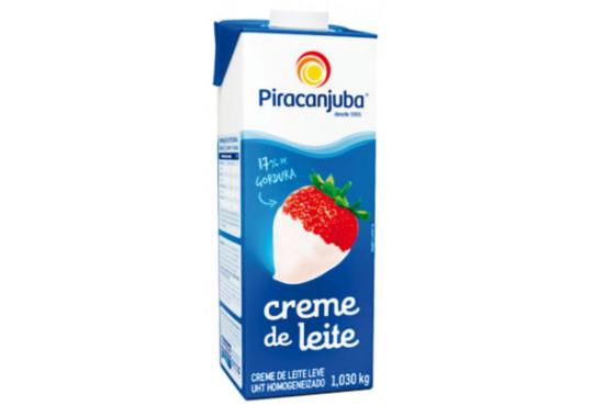 CREME LEITE PIRACANJUBA CULINÁRIO 1,030GR