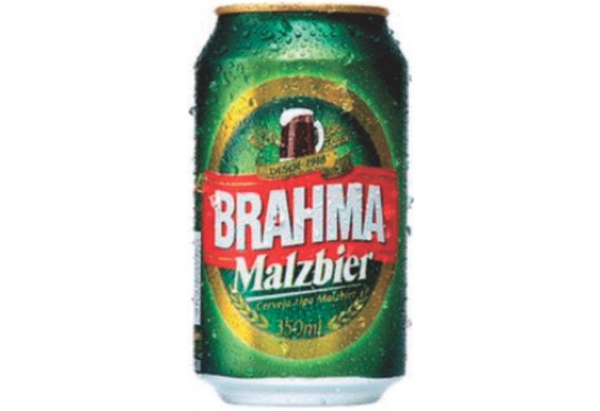 CERVEJA LATA BRAHMA MALZBIER 350ML