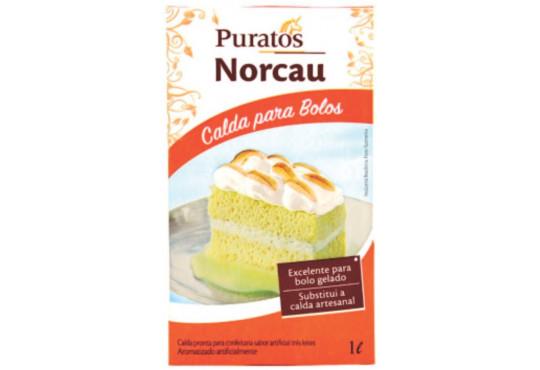 CALDA P/ BOLO NORCAU 1LT