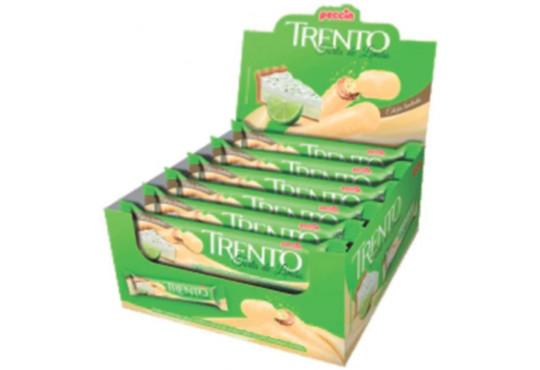 CHOC. PECCIN TRENTO RECH. TORTA DE LIMÃO 32GR