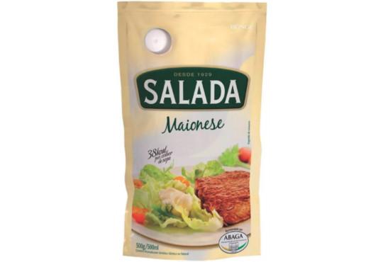 MAIONESE SALADA C/ BICO 500GR