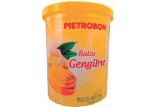 BALA PIETROBOM POTE GENGIBRE 200GR