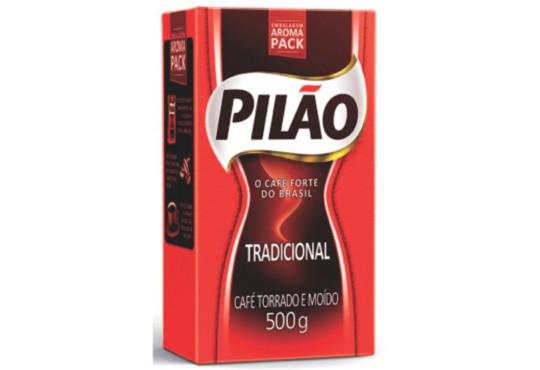 CAFÉ PILÃO PÓ TRADICIONAL 250GR