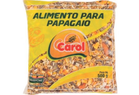 ALIMENTO P/ PAPAGAIO CAROL 500GR