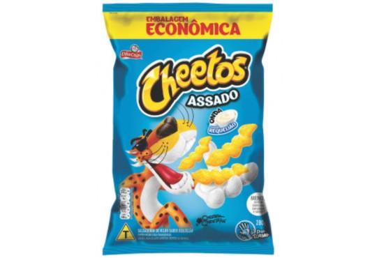 EL CHIPS/CHEETOS REQUEIJÃO ONDA 280G